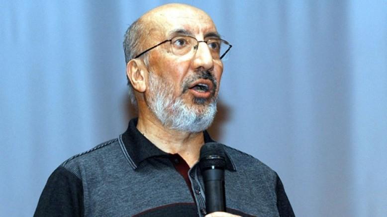 Abdurrahman Dilipak, oje süren öğretmenler için 'cenabet' dedi