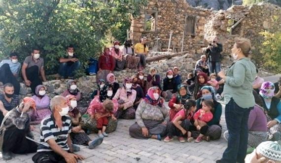 Alanya'da yöre halkı ve çevreciler ayağa kalktı! Dim Çayı'nda 'HES' isyanı