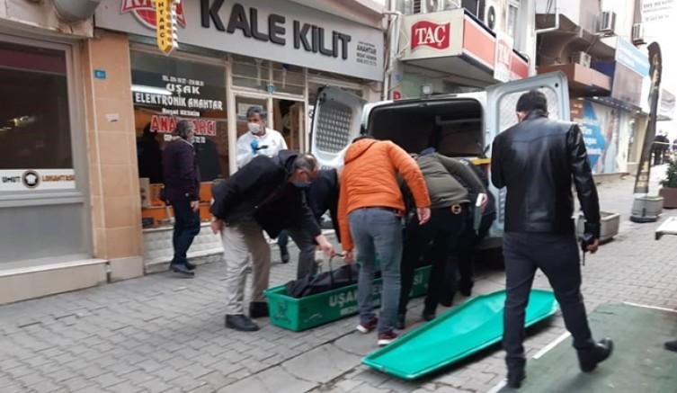 CHP'li vekillerin esnaf ziyareti sırasında bir esnaf, ekonomik sorunlar nedeniyle intihar etti