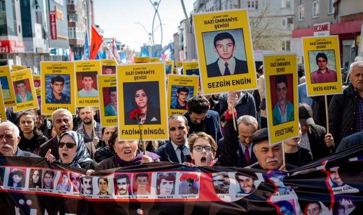 gazi katliami nda yasamini yitirenler 25 inci yilinda anildi adalet istiyoruz haberler gundem