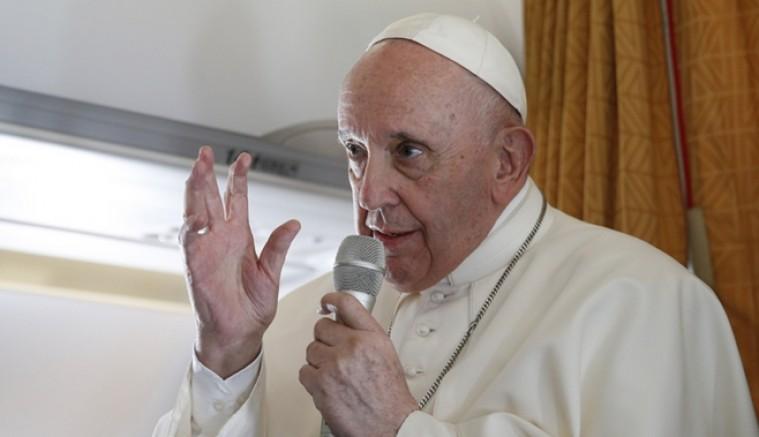 Papa Francis: Kürtaj cinayettir